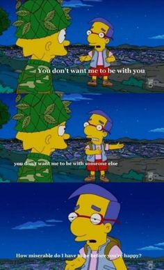 The Simpsons Accurately Sum Up Relationships