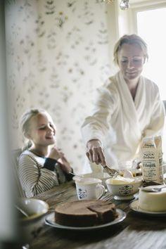 breakfast with afswedala ASTRID line