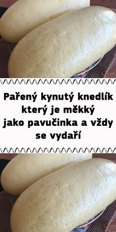 Czech Recipes, Hot Dog Buns, Baking Recipes, Cooking Tips, Bakery, Recipies, Food And Drink, Menu, Lunch
