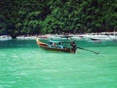"""@tetealler.wanderlust on Instagram: """"DERIVE (n.) spontaneous journey, led only by the spirit of the landscape 🕉📿 __________________________________  #thailand #phuket #thai_ig…"""" Phuket, Thailand, Wanderlust, Journey, Spirit, Boat, Led, Landscape, Travel"""