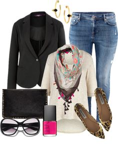 """On Trend - Plus Size"" by alexawebb ❤ liked on Polyvore"