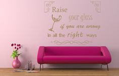 Hey, I found this really awesome Etsy listing at https://www.etsy.com/uk/listing/493063283/pink-song-lyrics-quote-raise-your-glass