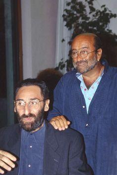 Franco Battiato e Lucio Dalla #francobattiato