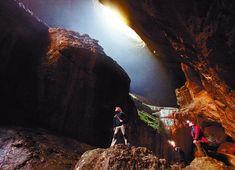 Cueva Palomera Ojo Guareña Ángel Ayala