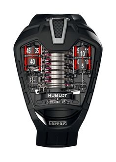 Hublot Ferrari watch for men