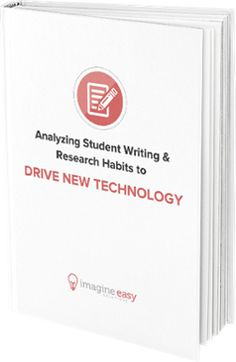 Through leveraging our student data, we are able to inform educators and develop new products that help solve a proven and known problem in education.