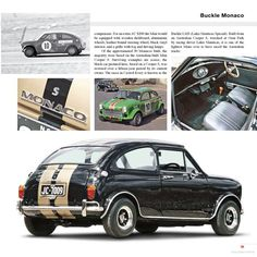 Maximum Mini: The Definitive Book of Cars Based on the Original Mini - Jeroen Booij - Google Books