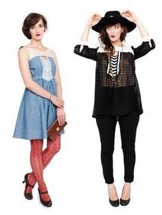 Robe ou top femme Anouk- patron couture - Patrons et tutoriels de couture chez Makerist