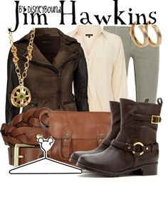 """""""Jim Hawkins"""" by lalakay on Polyvore"""