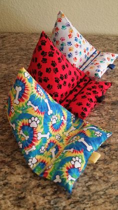 """Pooch Collection Gadgetbagz! Great pillow for your smart phone or mini tablet! Shop for it on Etsy """"Aunt Kimmy's Creations"""""""
