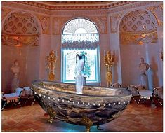 The most expensive bath tub sold in Dubai -- So you know it's good.
