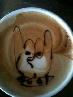 Good morning :) | #coffee #rock