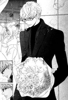 K-sensei No Yaban Na Renai - yaoi Manga Couple, Anime Couples Manga, Manga Anime, Memes Pt, Male Character, Creepy, Romantic Manga, Manga List, Handsome Anime Guys
