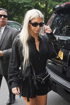 Kim out in New York - September 9, 2017