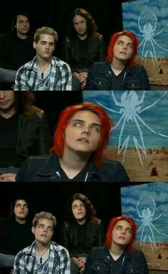 Uh, Gerard, are you ok?