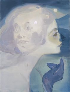 Myself I think shall never know, how far beneath the wave I go & Against the mass of night by Kaye Donachie