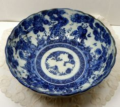 Ming Dynasty Large Blue and White Plate China : More At FOSTERGINGER @ Pinterest
