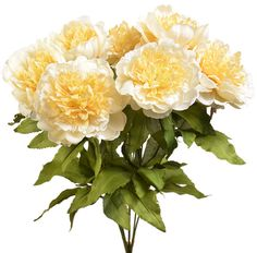 "PEONY BUSH, X7, 19"" - CHOOSE FROM 18 COLORS Item #PWP2200"
