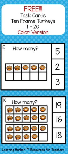 Number Practice  Trace Write Draw Fill In Ten Frame Plus