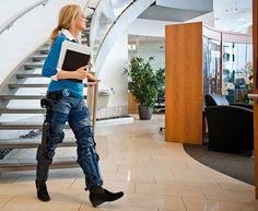 Exoskeleton Revolution: From Rigid to Soft to Ultra Soft - Robotics Business Review