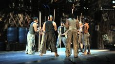 Stomp Live: Part 6 | Dance & Fight with poles + mops