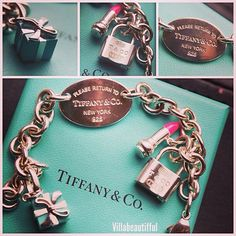 Tiffany charms