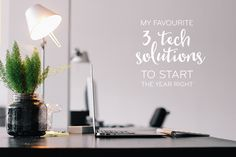 3 awesome tech solut