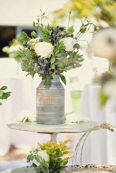 Flores de boda: eucalipto