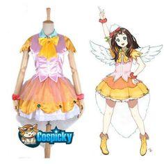 Kyoukai No Kanata Ai Shindou Idol Cosplay Outfit CP167538