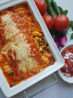 Jambalaya, Penne, Gnocchi, Enchiladas, Lasagna, A Food, Ethnic Recipes, French Fries, Pens