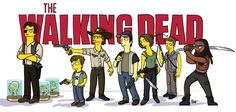 Simpsonized – Transforming cult movies and series into Simpsons characters (image)