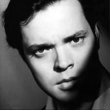 Orson Welles - so beautiful when he was young! Oh My!