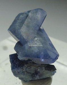 Benitoite (my favorite stone)