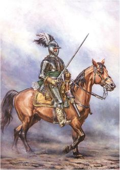 Cuirassier Gustavus Adolphus 1632 Lutzen