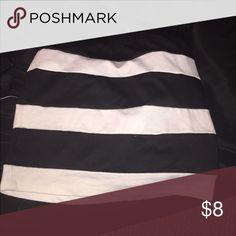 Fitted skirt Skirt from forever 21. Forever 21 Skirts Mini
