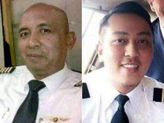 The pilot and co-pilot of MH370. Did they crash the plane or just been made scapegoat by the authority?