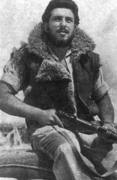 Palmach soldier on guard. Palmach units took a major part in the 1948 Arab–Israeli War. At the beginning of the war, Palmach units were responsible for holding Jewish settlements (such as Gush Etzion, Kfar Darom and Revivim) against Arab militias. Although inferior in numbers and arms, Palmach soldiers held out long enough to allow the Haganah to mobilise the Jewish population and prepare for war.