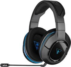Buy Turtle Beach Ear Force Stealth 400 Wireless Headset for PS4 at Argos.co.uk, visit Argos.co.uk to shop online for Headsets
