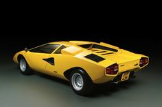 1975 Lamborghini Countach LP400 Periscopo Boldride.com - Pictures, Wallpapers