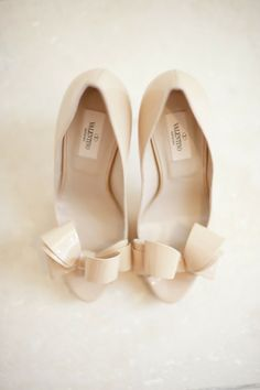 wedding shoes #wedding #shoes #bride #weddingshoes #brideshoes #cute #pink #bow #notmine #wishitwas #piperstudios