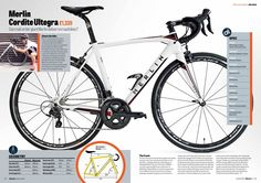 """In a head-to-head Sportive bike test our Cordite came out on top. """"Merlin has struck gold with its Cordite. It's light and stiff, and feels great on the road"""" - Merlin Cycles, Best Blogs, Feeling Great, Magazine, Feels, Bike, Gold, Bicycle, Magazines"""