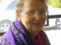 Maggie Cope, elder presence at the Riverdell Spiritual Center.  http://www.riverdellspiritualcentre.org.au/