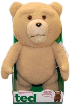Ted The Movie 16 inch talking bear. Yes please