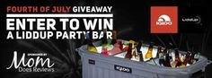 Enter to win a Liddup Party Bar {US} (7/4/16) #giveaway #sweeps #win