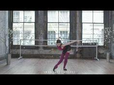 Inside Ballet Basics - Swan Lake Workout - YouTube