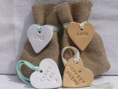 Hessian Wedding Favour Bags Google Search Pinterest Favor And