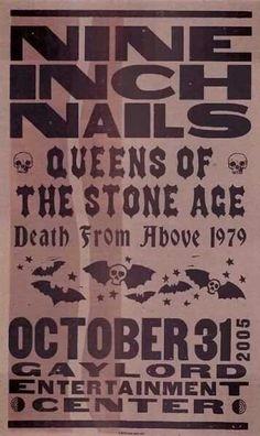 10/31/05 QOTSA, Death from Above 1979, and NIN