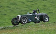 1939 MG TB special 1350cc, Geoffrey Murdoch | Vintage Hillcl… | Flickr