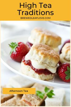What's the difference between high tea and afternoon tea? Is afternoon tea a meal? Or just a snack. What's the correct etiquette and foods for afternoon tea? Cream tea too! What Is High Tea, Lunches And Dinners, Meals, Tea Etiquette, High Tea Food, Filling Food, Finger Sandwiches, Cream Tea, Tea Benefits