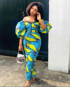african print dresses This beautiful African print garment is suitable for different occasions. I will carefully sew it for you with high quality fabric print of your choice and African Fashion Ankara, African Inspired Fashion, Latest African Fashion Dresses, African Dresses For Women, African Print Fashion, African Attire, African Women, African Style Clothing, African Wear For Ladies